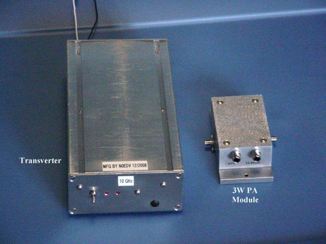 Amateur Radio Page of N0EDV