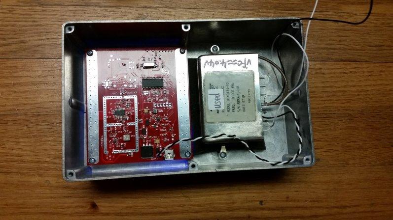 Amateur Radio Microwave 43